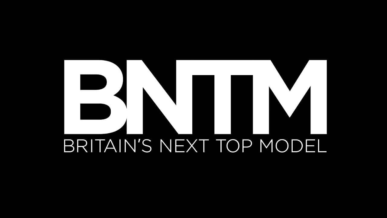 Britain's Next Top Model Logo - digital marketing client of London Creative Designs. #BNTM