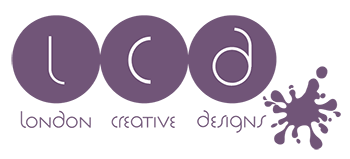 London Creative Designs Logo