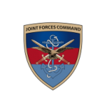 Joint Forces Command Logo, JFC Logo - Client of London Creative Designs, Digital Marketing Agency in London