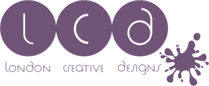 London Creative Designs Logo - Top Digital Agency in London