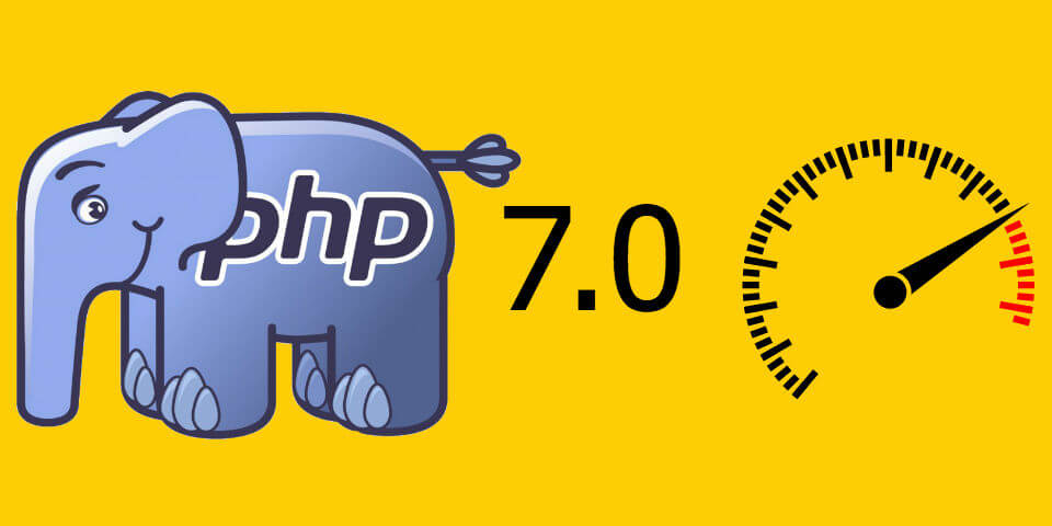 PHP 7.0 - upgrade PHP 5.6